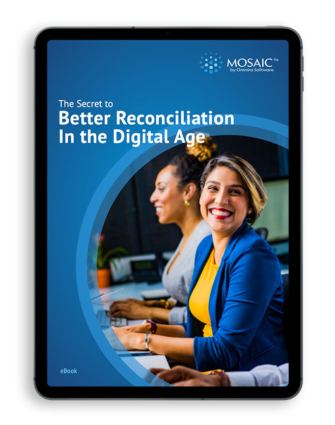 The Secret to Better Reconciliation in the Digital Age eBook